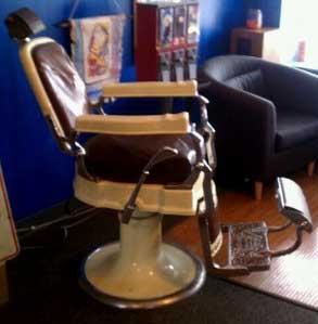 Koken Barber Chair Parts