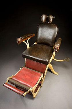 Antique Dentist Chair c1900