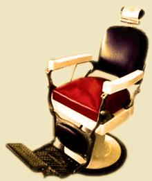 FF Koenigkramer barber chair